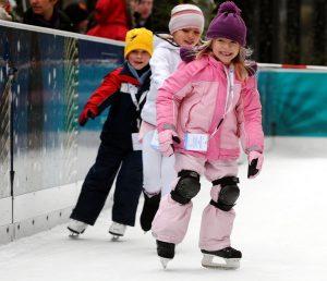Elementary Ice Skating Field trip